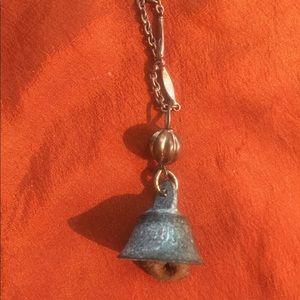 Handmade Bell Necklace